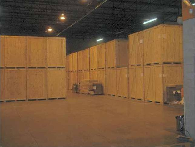 We can accommodate any size document storage need.
