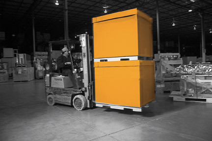Secure warehousing high-value items.