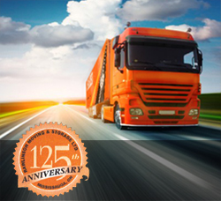 125th Anniversary, Rawlinson Moving & Storage